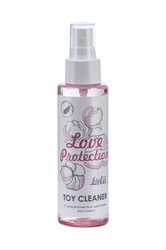 Антисептический спрей для очищения игрушек Love Protection Toy Cleaner (без спирта)