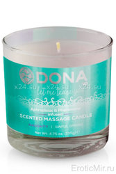 Массажная свеча Dona Scented Massage Candle Naughty Aroma Sinful Spring