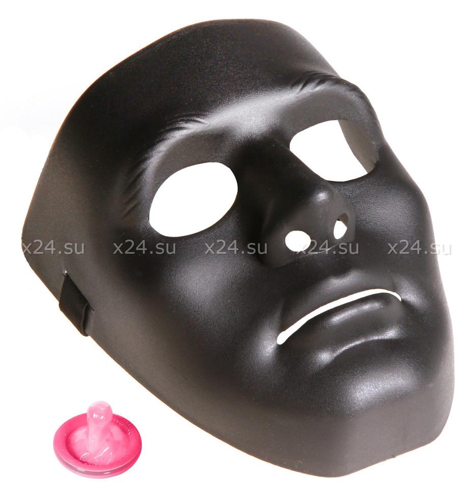 черная маска купить в ярославле